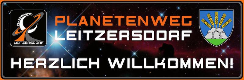 Planetenweg Leitzersdorf